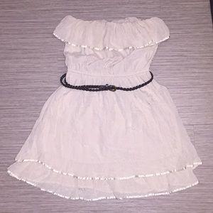 Ya Strapless Dress